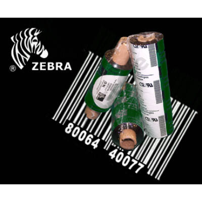 Zebra 5095 Resin 64 mm x 74 m transzfer szalag
